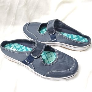 Keds Sport Slip On Blue Shoes
